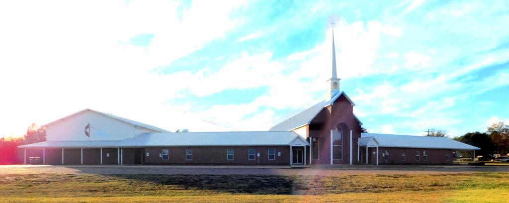 Grapeland First United Methodist Church 75844 Grapeland Texas